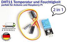 DHT 11 DHT11 digitaler Feuchtigkeit Temperatur Sensor Arduino Raspberry Pi