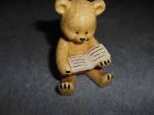 Danbury Mint - Teddy Bears - Well - Read