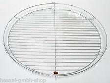 50 cm Grillrost rund verchromt chrom Grill Grillgitter für Schwenkgrill günstig