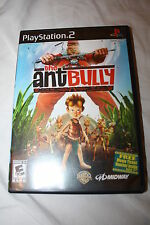 THE ANT BULLY PLAY STATION 2 GAME~ CHEAP!