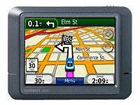 Garmin Nuvi 275T GPS (USA/Europe) Hands Free Calling & Lifetime Traffic (AA)