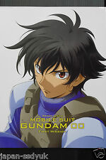 JAPAN Mobile Suit Gundam 00 First Mission (Art Guide Book)