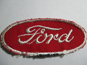 Ford Patch Agriculture Farming Weed & Feed Vintage NOS The Real Deal  50'S