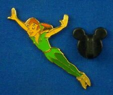 Peter Pan Neverland 40th Anniversary Commemorative 1993 Flying Disney Pin #2116