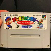 DOREMI FANTASY Nintendo Japanese SFC Super Famicom  Cartridge