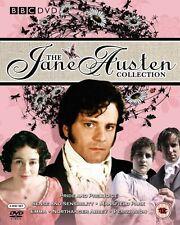 Jane Austen (DVD, 2005, 9-Disc Set, Box Set)
