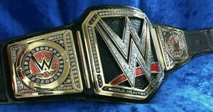 WWE Heavyweight Universal Championship Wrestling Championship TITLE belt BIG ONE