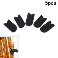 5x Saxophone Thumb Rest Saver Cushion Pad for Sax Thumb Hook Instruments PartsS!
