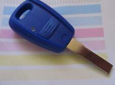 for Fiat one button remote key fob case /blade for PUNTO STILO IDEA DOBLO DUCATO