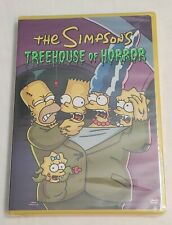 New DVD! The Simpsons: Treehouse of Horror (2000) Halloween specials. Sealed