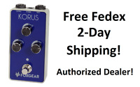 New Foxgear Korus Chorus Guitar Effects Pedal