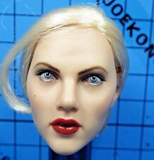 Hot Toys 1:6 The Spirit MMS92 Silken Floss Figure-Scarlett Johansson Head Sculpt