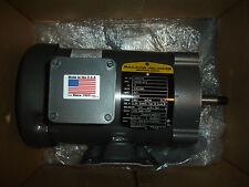 NEW CJM3538 Baldor AC A/C Electric Motor 230 460 Volt 3P 56J .5HP 1725RPM 3Phase
