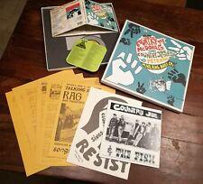 Country Joe McDonald & Fish / Pete Krug - The Rag Baby Eps Cd + Book Ottimo