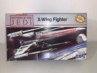 Star Wars Return Of The Jedi  X-Wing Fighter Golden Opportunity Model Kit NIB