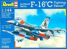 KIT REVELL 1:144 AEREO DA MONTARE LOCKHEED MARTIN F-16C FIGHTING FALCON  03992