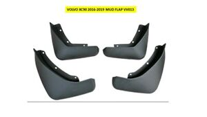 VOLVO XC90 2016 - 2019  FRONT and REAR MUD FLAP SET - YT-VV013