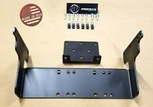 [SR] Heavy Duty Winch Mount Plate Kit for 1996-2003 Polaris Sportsman 400 500