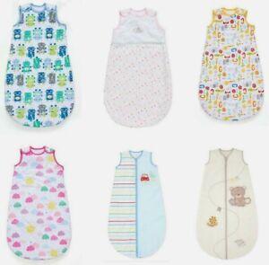 MOTHERCARE Baby Sleeping Bag Nursery Bedding Boys Girls Unisex Jungle Animal NEW