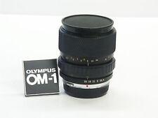 Olympus OM System S Zuiko Auto-Zoom 35-70mm f/4.0 Lens