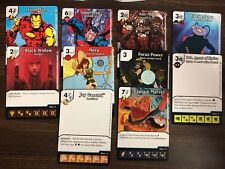 Dice Masters Lot of 10 Promo Cards NM