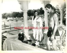 "Jock Mahoney Tarzan Goes To India Original 8x10"" Photo #M2519"