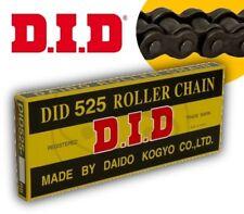 DID KETTE Standard Offen Clipschloss 525 108 Glieder Bike Chain