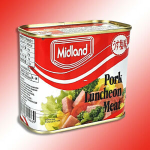 24 x Midland Danish Pork Luncheon Meat 300g Tins