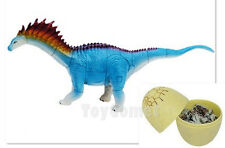 Amargasaurus Dinosaur Dino Part IV 4D 3D Puzzle Egg Model Kit Toy