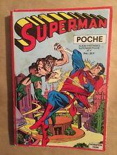 SUPERMAN POCHE (Sagedition) - Album 4 : T79 / T80-81 / T82
