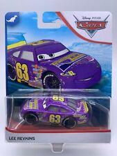 Disney Pixar Cars Diecast Lee Revkins Dinoco 400