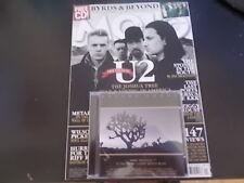 U2, David Bowie - Mojo Magazine 2017 with CD