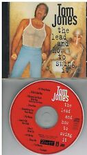 Tom Jones – The Lead And How To Swing It CD 1994