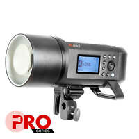 PRO TTL HSS Battery Powered Portable Flash Strobe UK Stock CITI600 AD600 600Ws