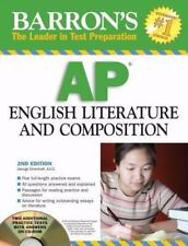 Barron's AP English Literature and Composition with CD-ROM (Barron's AP Englis..