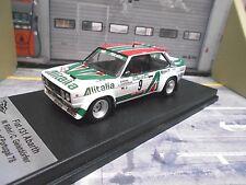 FIAT 131 Abarth Rallye Portugal 1978 Röhrl Alitalia 1/150 RAR Trofeu 1:43
