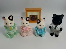 💕  Calico Critters 5 pc. Lot Authentic 🎁 Box
