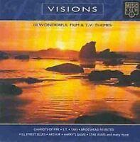 VISIONS - 18 WONDERFUL FILM & TV THEMES various (CD, album)