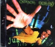Juan 3:16 CD Ariel Kelly Musica Cristiana NEW