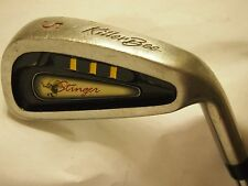 **** KILLER BEE STINGER # 5 IRON MENS RIGHT HANDED-  -FREE SHIP IN USA-****