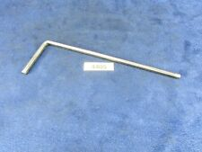 Emco Unimat DB/SL Mini Lathe 5mm Allen Wrench. MPN: SW-5  (#4405)