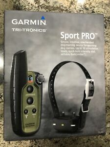 Garmin Sport PRO, Bundle, 010-01205-00 Dog Collar