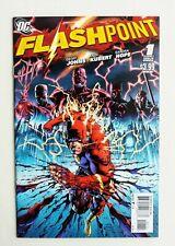 Flashpoint #1| NM | 1st Print | 1st Thomas Wayne Batman | Sharp Copy