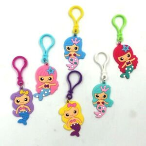 6Pcs Cute Keychain Birthday Party Gift For Kids