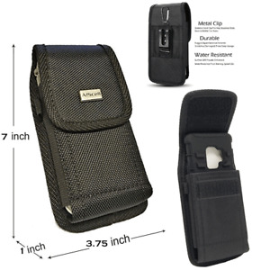 For Iphone 12 Pro Max,13 Pro Max,Large Holster Pouch Fit OtterBox,LifeProof Case