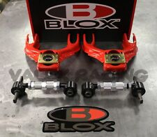 Blox Competition Front & Blox Rear Camber Kit Combo 92-95 Civic 94-01 Integra