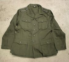 WW2 German M40 Afrikakorps Tunic Africa Campaign Size 40 Reproduction