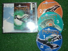 PC GAME CD-ROM THE WING COMMANDER PROPHECY BIG JEWEL BOX 3-DISC EDITION Win 95>