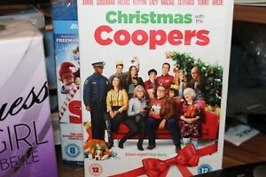 Christmas With The Coopers (DVD, 2016)used