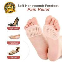 Soft Honeycomb Forefoot Pain Relief - 1 Pair